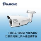 HB236 / HB260 / HB22812 國際牌 Panasonic日夜兩用類比2百萬畫素 1080p 戶外槍型攝影機