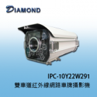 IPC-10Y22W291 Full HD 雙車道紅外線網路車牌攝影機