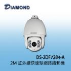 DS-2DF7284-A 2M H.264 紅外線P.T.Z快速球型網路攝影機