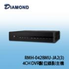 RMH-0428MU-JA2(3) 4CH數位錄影主機