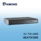 XV-TVI-1600 18CH 1080P Hybrid安全監控錄影機