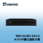 RMH-0428EU-KA2(3) 4CH數位錄影主機