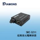 SKC-3211 網路光電轉換器