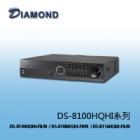 DS-8104HQHI-F8/N  / DS-8108HQHI-F8/N  / DS-8116HQHI-F8/N 6/10/18CH 1080P Hybrid安全監控錄影機