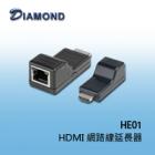 HE01 HDMI 網路線延長器