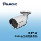 DFI6557 5MP 槍型網路攝影機