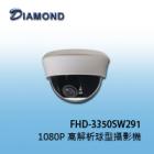 FHD-3350SW291 1080P 高解析球型攝影機
