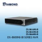 DS-8616NI-I8 / DS-8632NI-I8 / DS-8664NI-I8   NVR