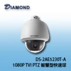 DS-2AE5230T-A 1080P TVI HD PTZ 高解析智慧型快速球
