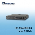 DS-7324HQHI-K4 Turbo 4.0 DVR