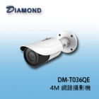 DM-T036QE 4M 網路攝影機