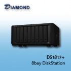 Synology DS1817+ 8 bay DiskStation