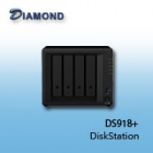 Synology DS918+ 4 bay DiskStation