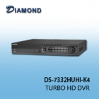 DS-7332HUHI-K4 H.265 TURBO HD DVR