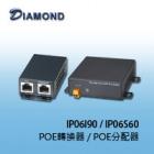 IP06I90 / IP06S60 POE轉換器 / POE分配器