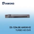 DS-7204HUHI-K2 / DS-7208HUHI-K2 / DS-7216HUHI-K2  系列 4K DVR