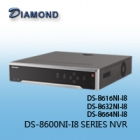 DS-8664NI-I8 NVR
