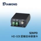 SDIVPD HD-SDI 距離延伸器套件
