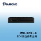 KMH-0828EU-K 8CH 數位錄影主機