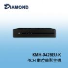 KMH-0428EU-K 4CH 數位錄影主機