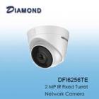 2 MP 紅外線定焦半球網路攝影機