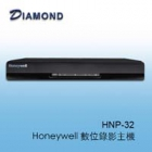 Honeywell watcher series H.265 5合1 錄影主機