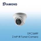 DFC56IRF 200萬四合一半球型攝影機