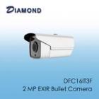 DFC16IT3F 兩百萬子彈型超遠紅外線攝影機