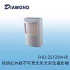 FHD-2512SW-IR探頭紅外線不可見光星光彩色攝影機