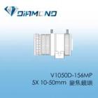 V1050D-156MP 6百萬 5X 10-50mm  變焦鏡頭