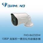 熊貓系列 FHD-B632SW 1080P 星光低照一體型紅外線攝影機