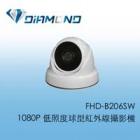 熊貓系列 FHD-B206SW 1080P 星光低照球型紅外線攝影機