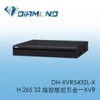 DH-XVR5432L-X 大華Dahua H.265 32 路智慧型五合一XVR