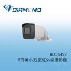 BLC5427 5百萬小方型紅外線攝影機