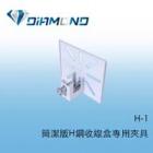 H-1 簡潔版H鋼收線盒專用夾具
