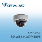 DM-K8900 AHD室外防暴紅外線彩色攝影機