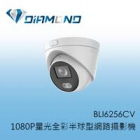 BLI6256CV BENELINK 1080P星光全彩半球網路攝影機