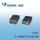 IP09K 乙太網路CAT5e延長器