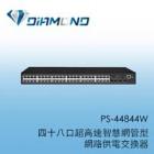 PS-44844W  48口網管型網路交換器