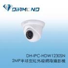 DH-IPC-HDW1230SN 大華2MP半球型紅外線網路攝影機