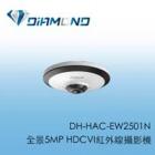 DH-HAC-EW2501N 大華全景5MP HDCVI紅外線攝影機