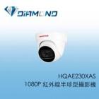 HQAE230XAS Honeywell 1080P 紅外線半球型攝影機