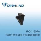 IPC-1150PA 1080P 星光級豆干型網路攝影機