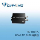 HD-H101A HDMI TO AHD 轉換器